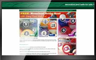 website  1st billiard balls