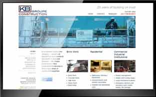 website kb construction groupe